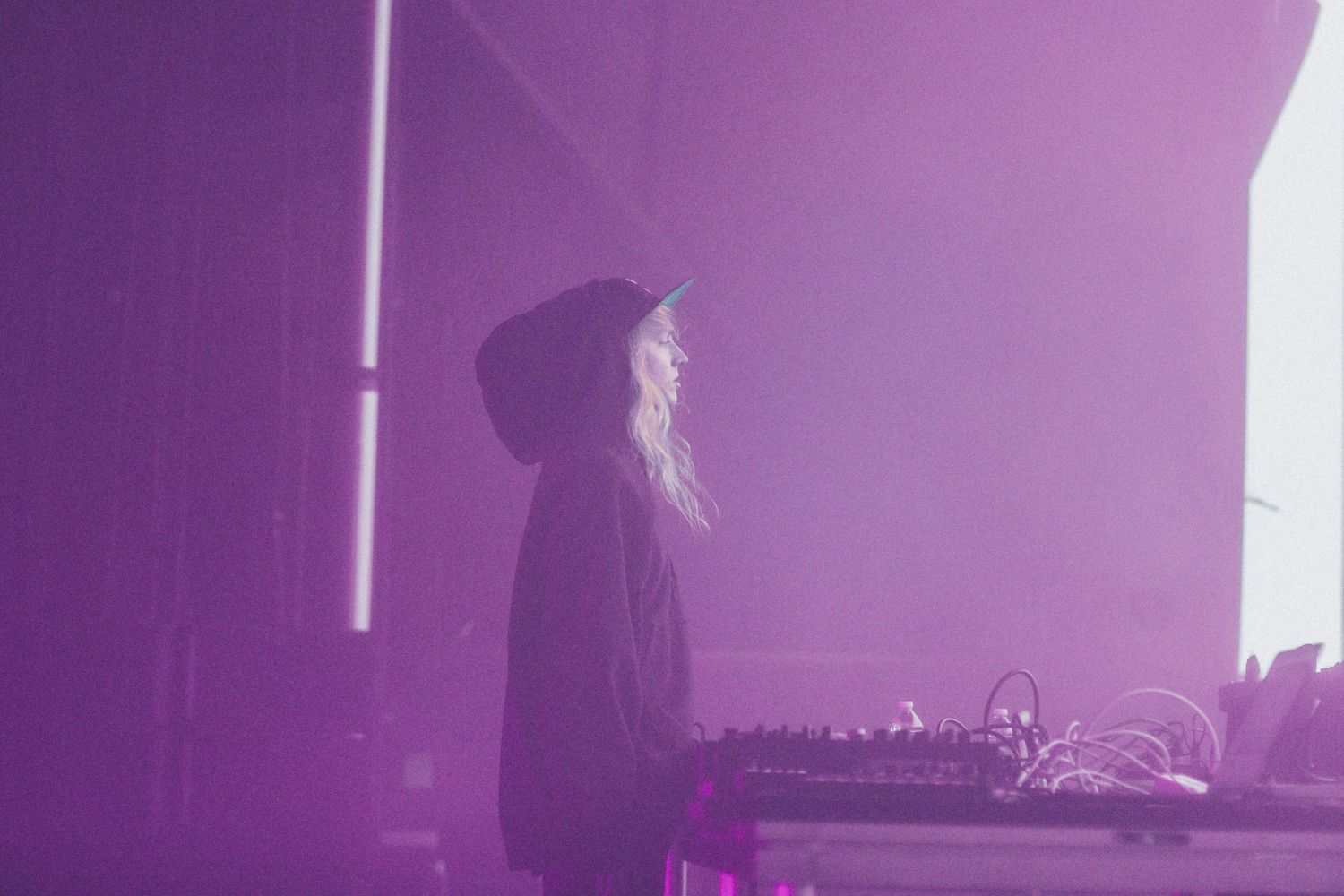 Second Sky Music Festival 2019 Cashmere Cat