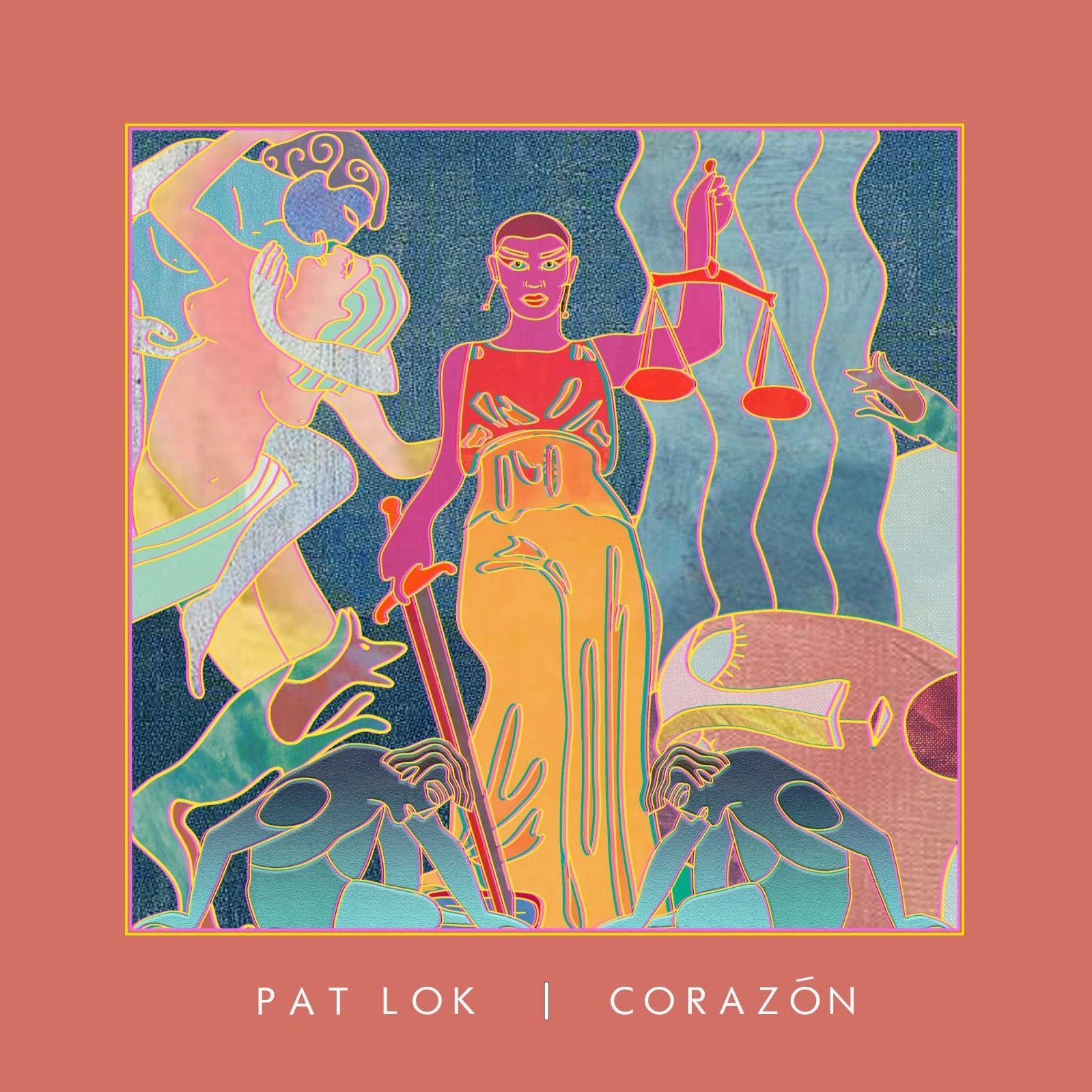 Pat Lok - Corazon EP