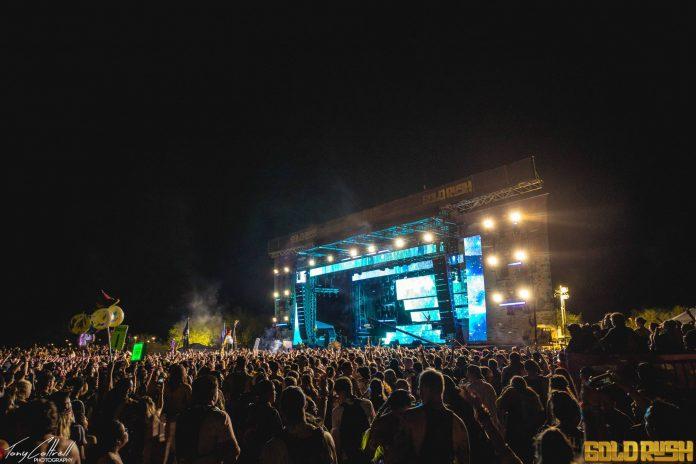 Goldrush Music Festival 2018