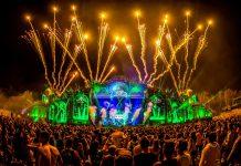 Tomorrowland 2019 Weekend 1 Friday - Lotus