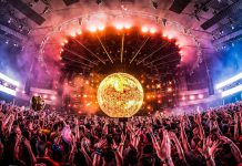 Tomorrowland 2019 Weekend 1 Friday - HOLOSPHERE