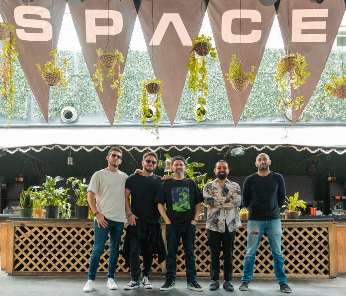 insomniac Club Space