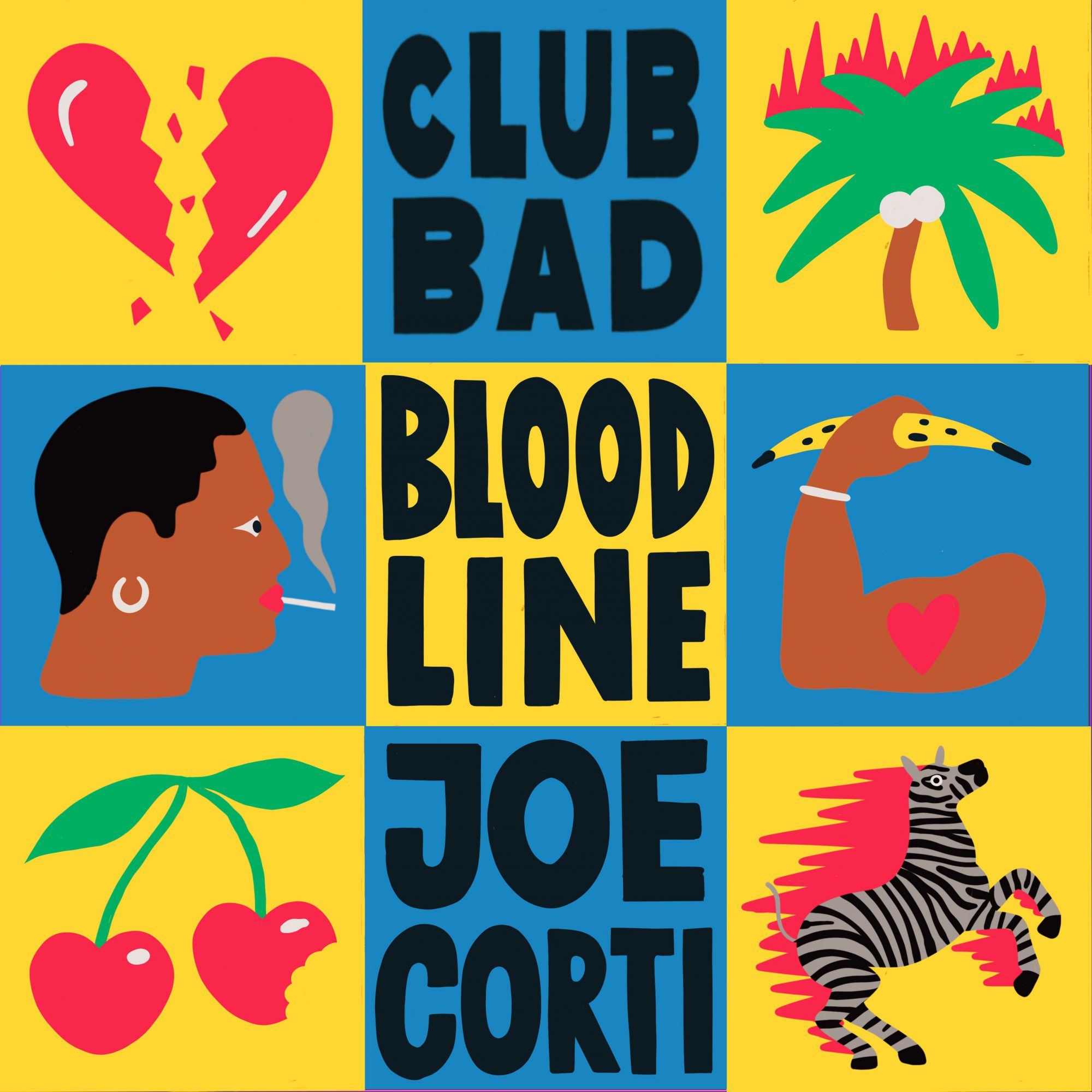Joe Corti Bloodline EP