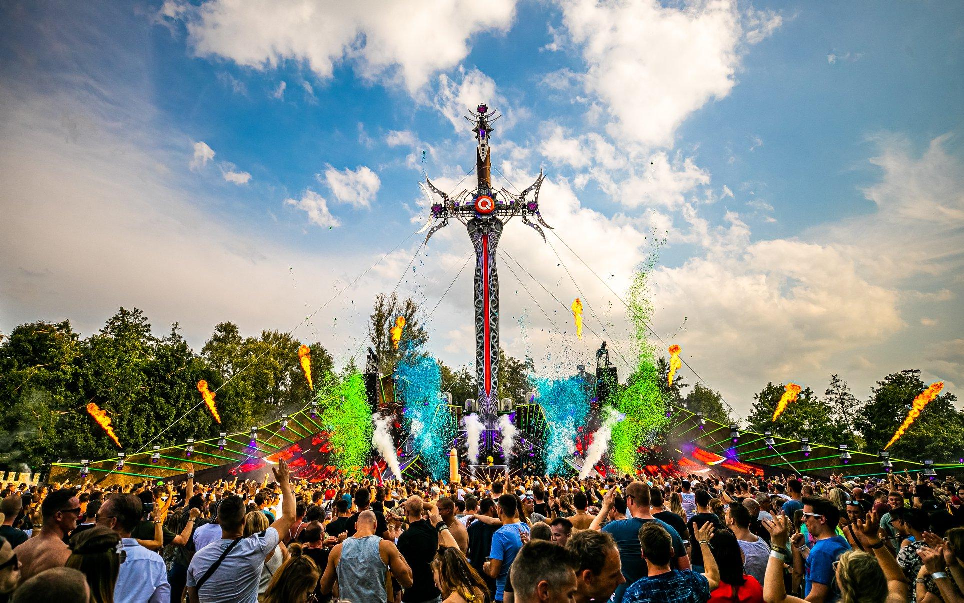 Q-Dance Tomorrowland 2019
