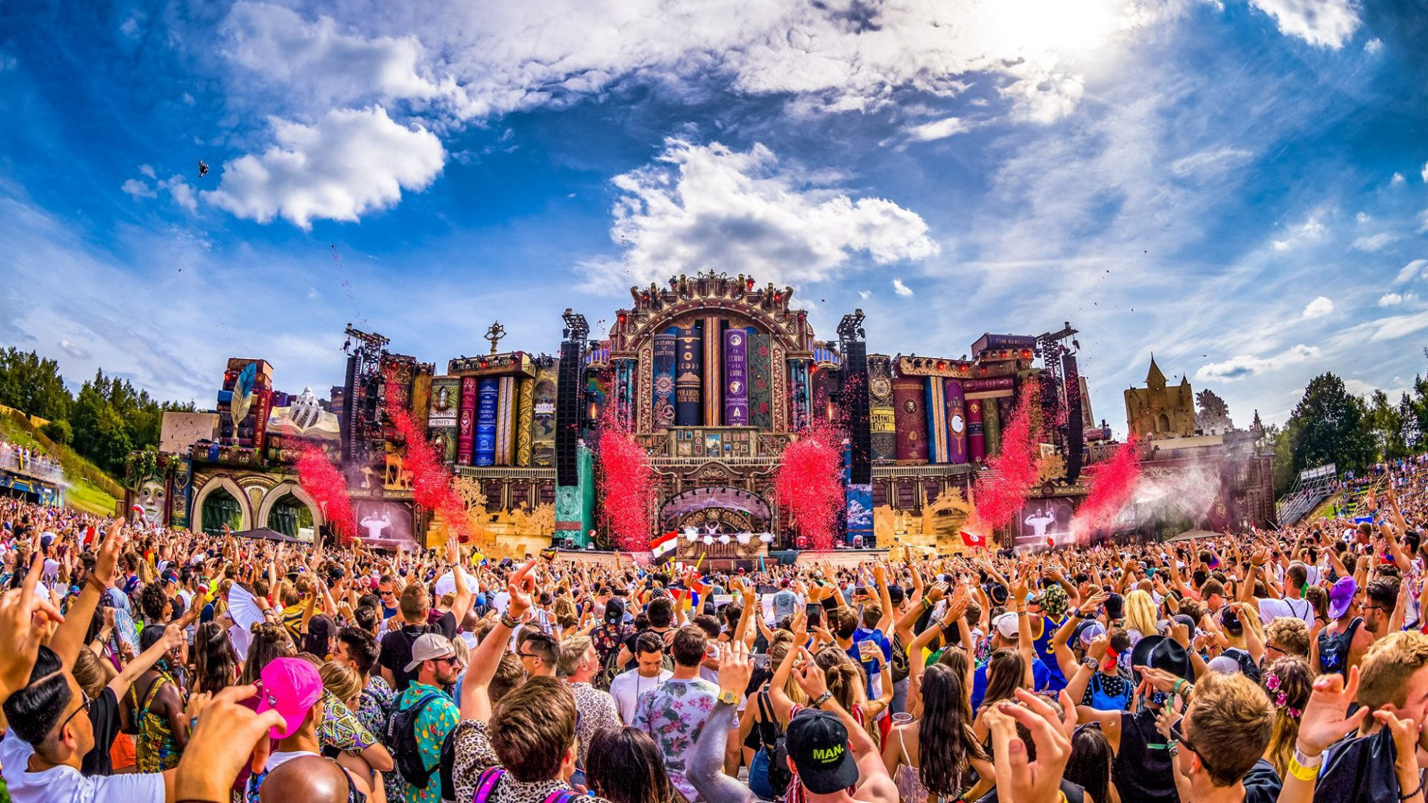 Global Journey: The ULTIMATE Way to Experience Tomorrowland ... on