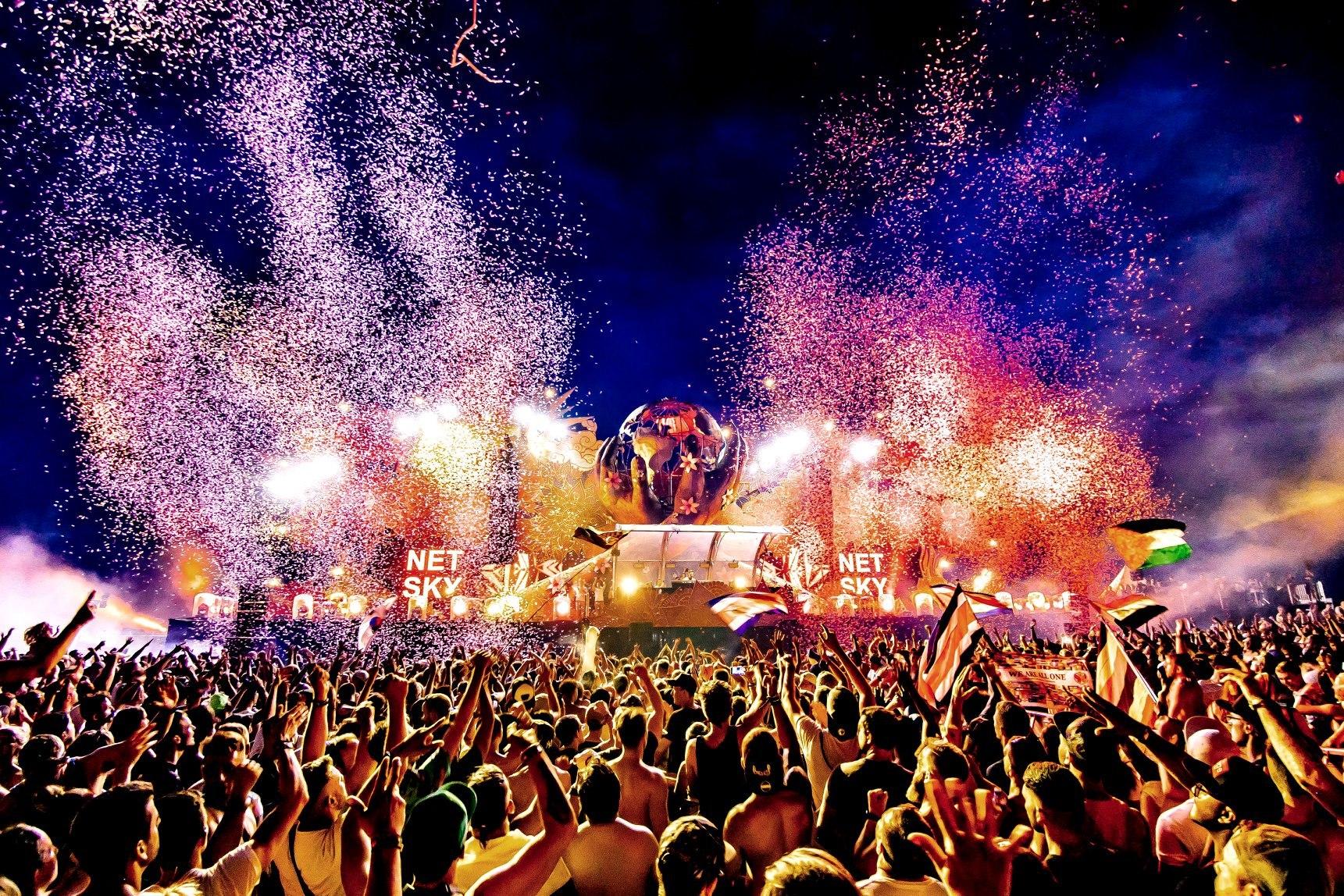 Netsky Tomorrowland 2019