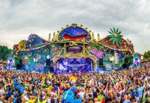 Tomorrowland 2019 Freedom Stage Weekend 2