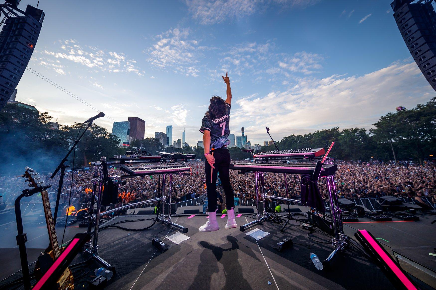 Gryffin / Lollapalooza 2019