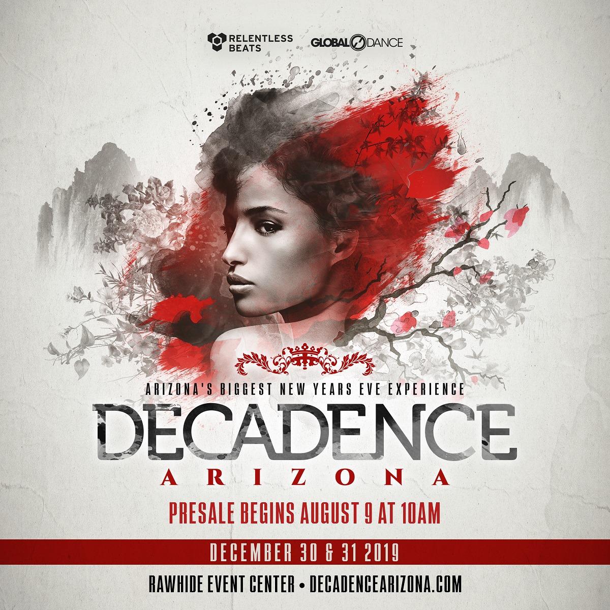 Decadence AZ 2019