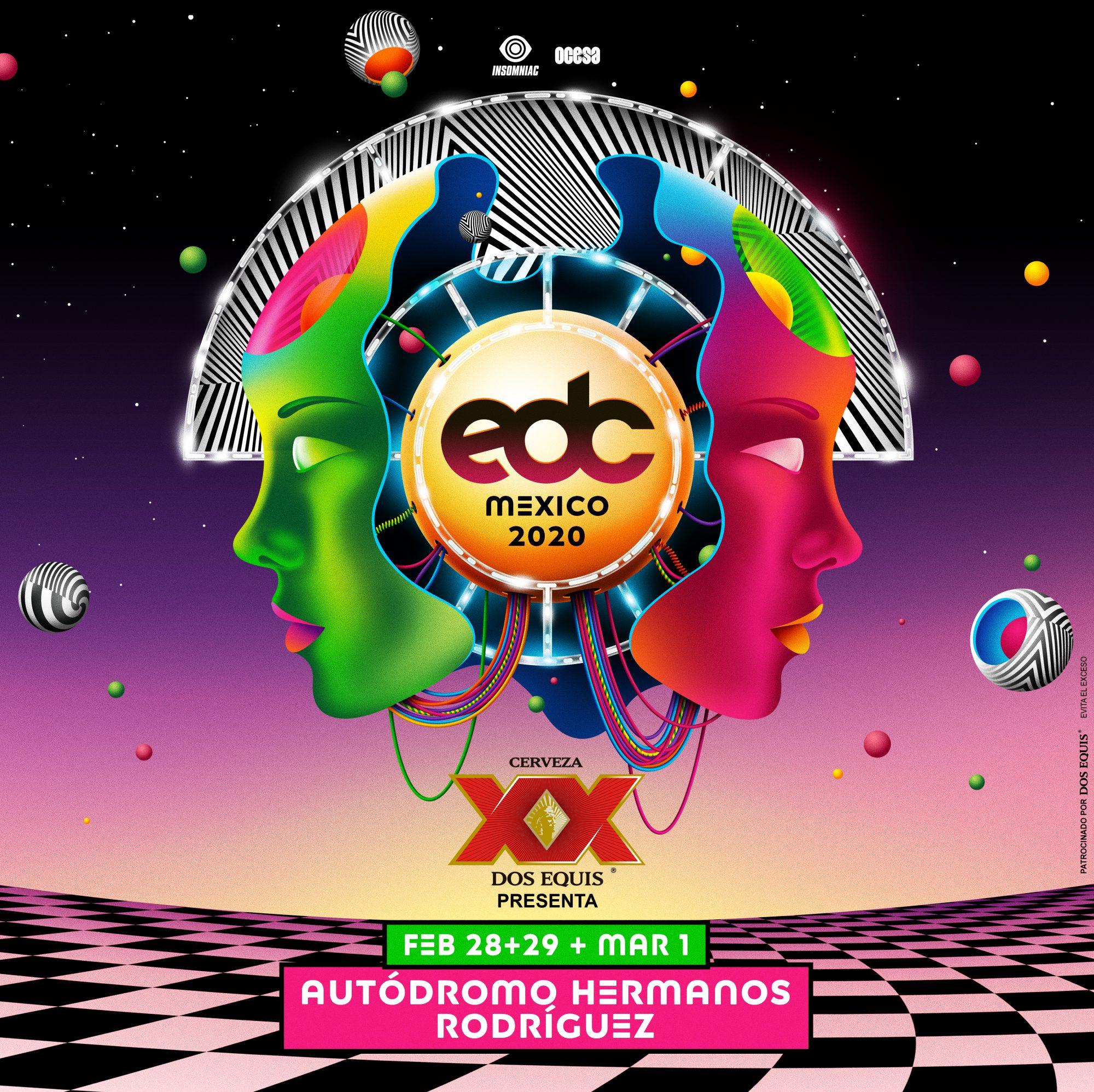 EDC Mexico 2020