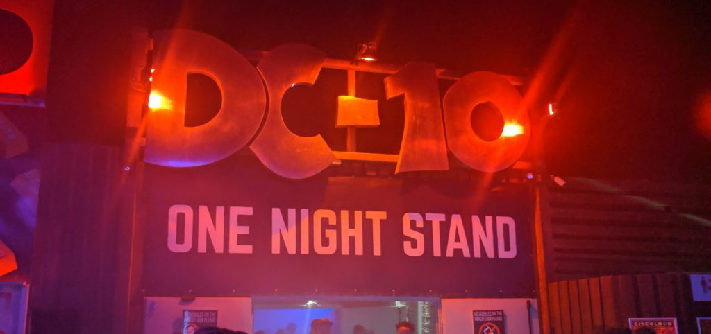 DC-10: One Night Stand Ibiza