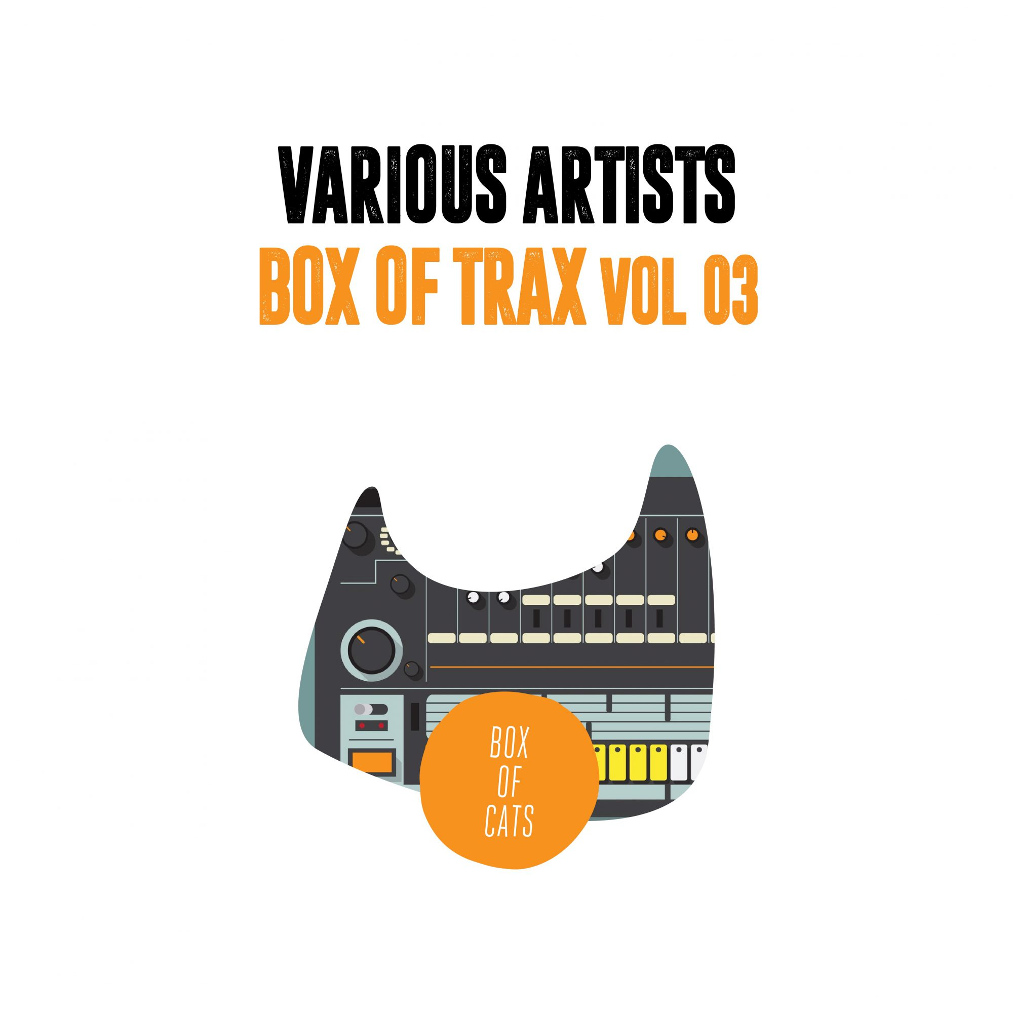 Box of Trax Vol. 3