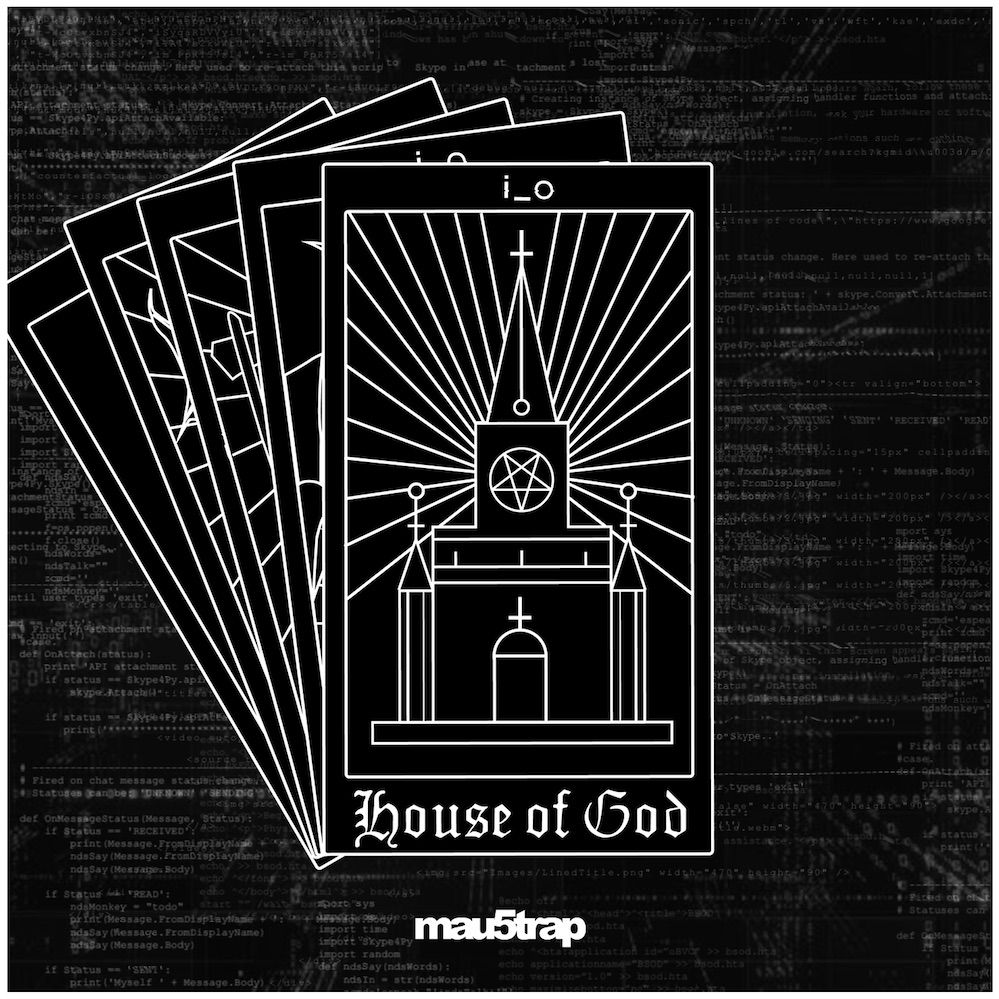 i_o - House of God EP