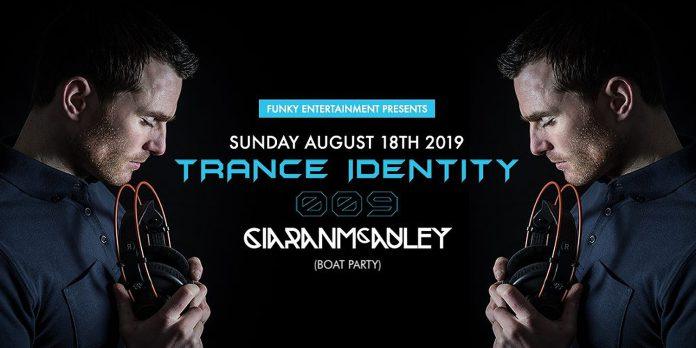 Trance Identity 009 Ciaran McAuley