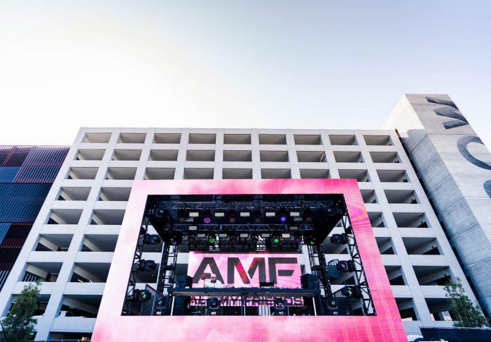 All My Friends Music Festival: DTLA 2018