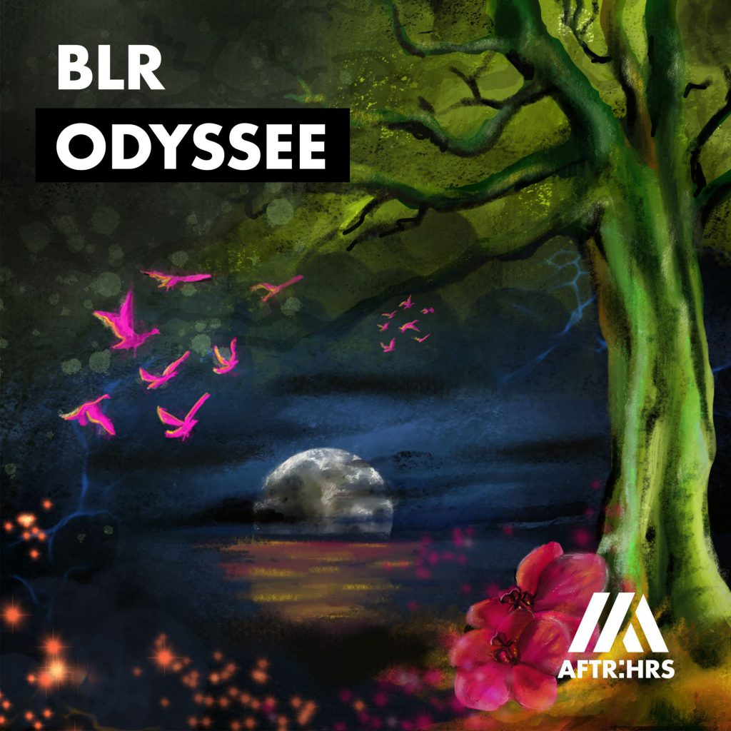 BLR Odyssee Cover