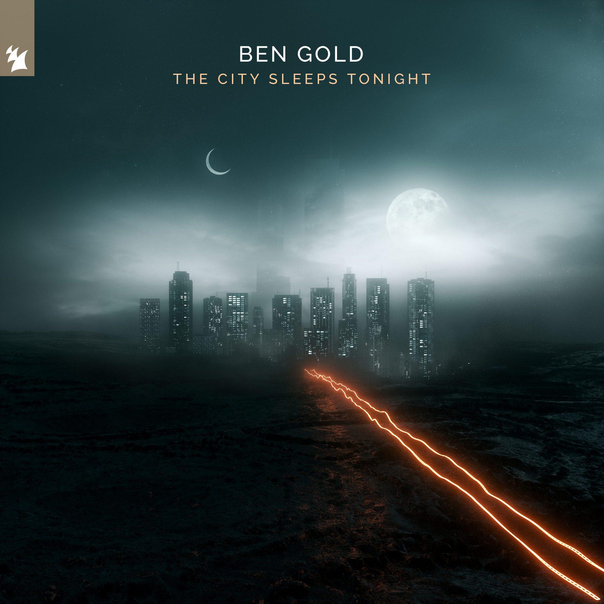 Ben Gold The City Sleeps Tonight Track Photo