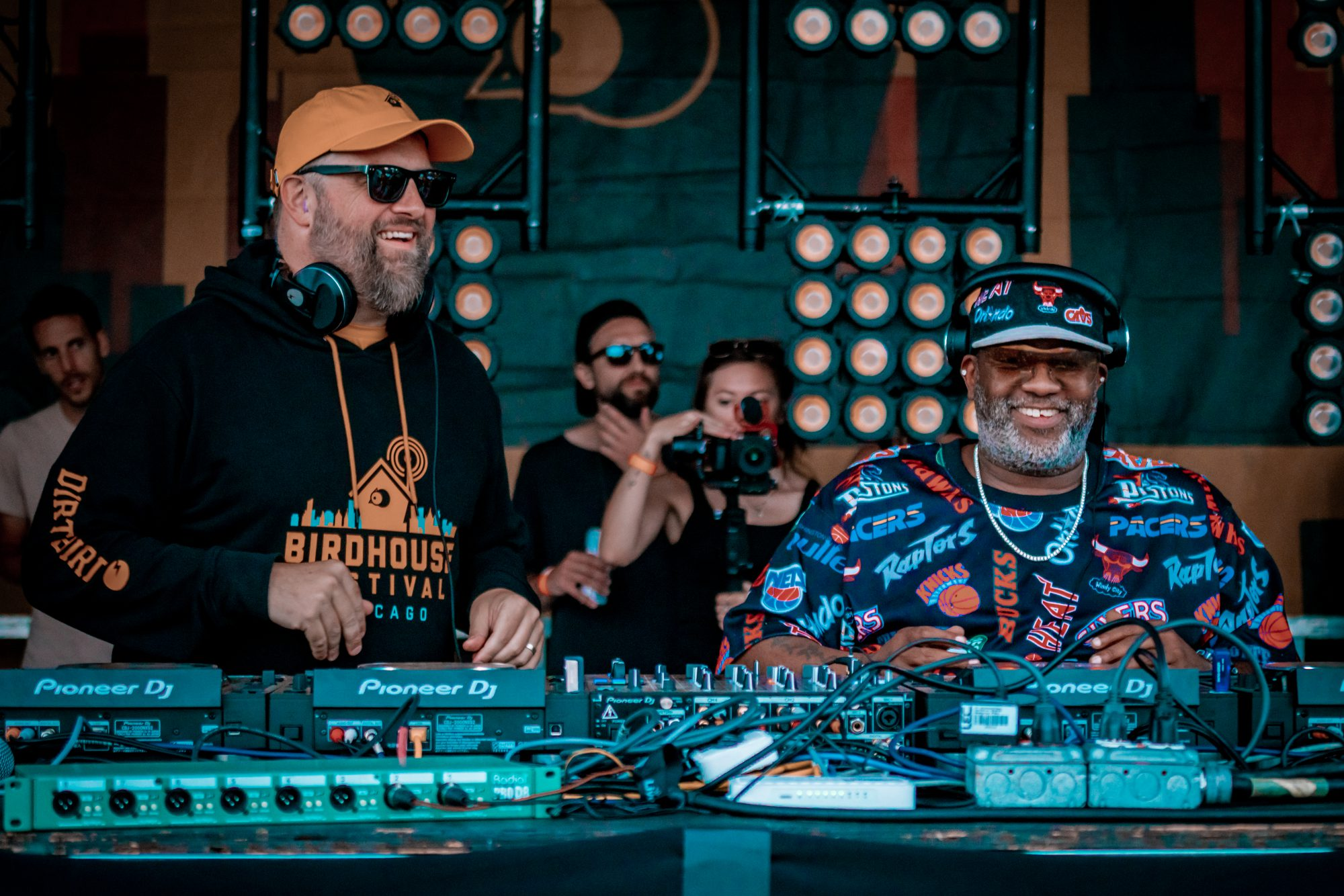 Claude VonStroke & Paul Johnson Birdhouse Festival 2019