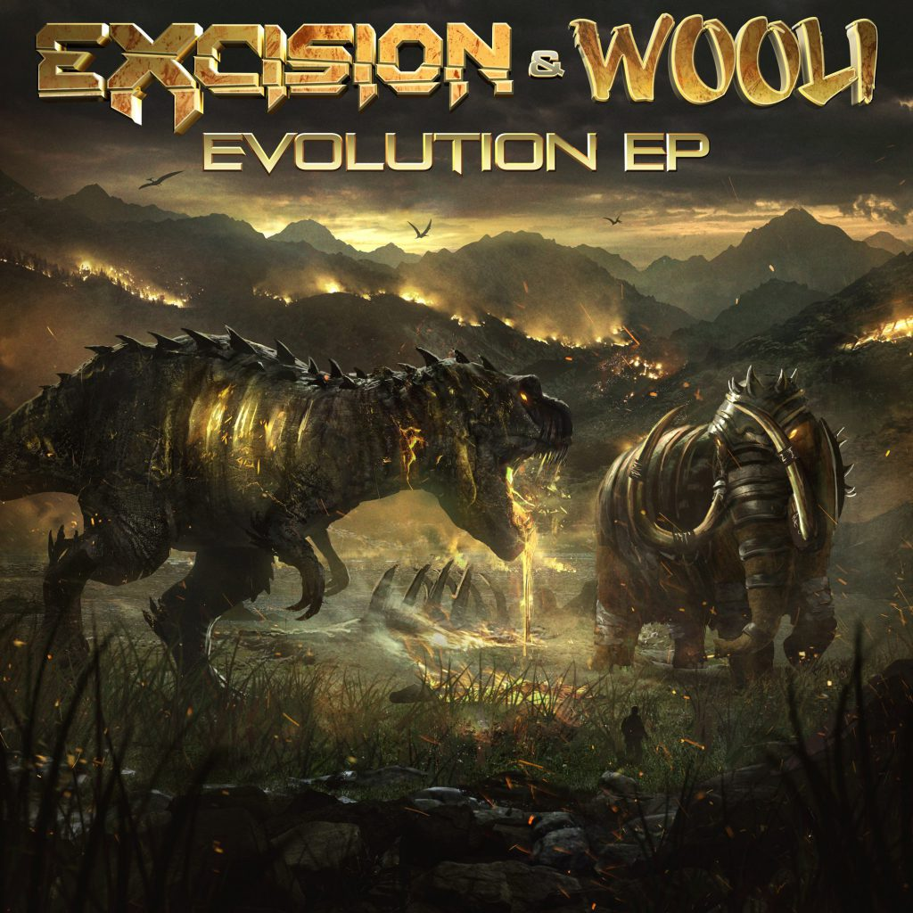Excision x Wooli Evolution EP