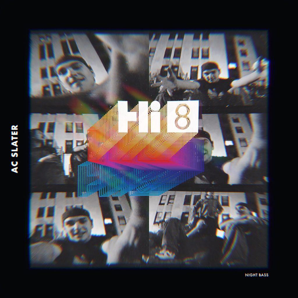 Hi8 Cover - AC Slater