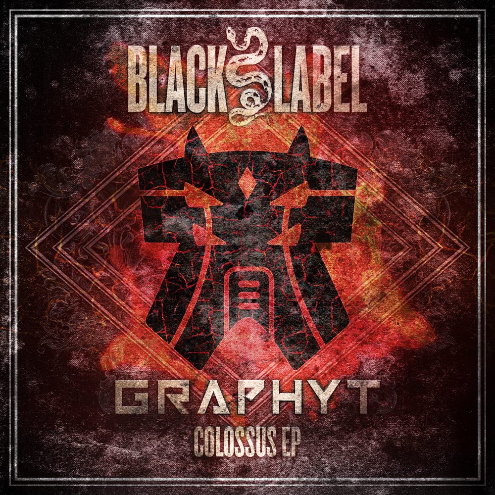 Graphyt - Colossus EP Artwork