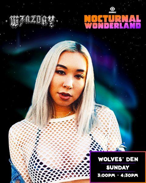 Wenzday Nocturnal Wonderland 2019