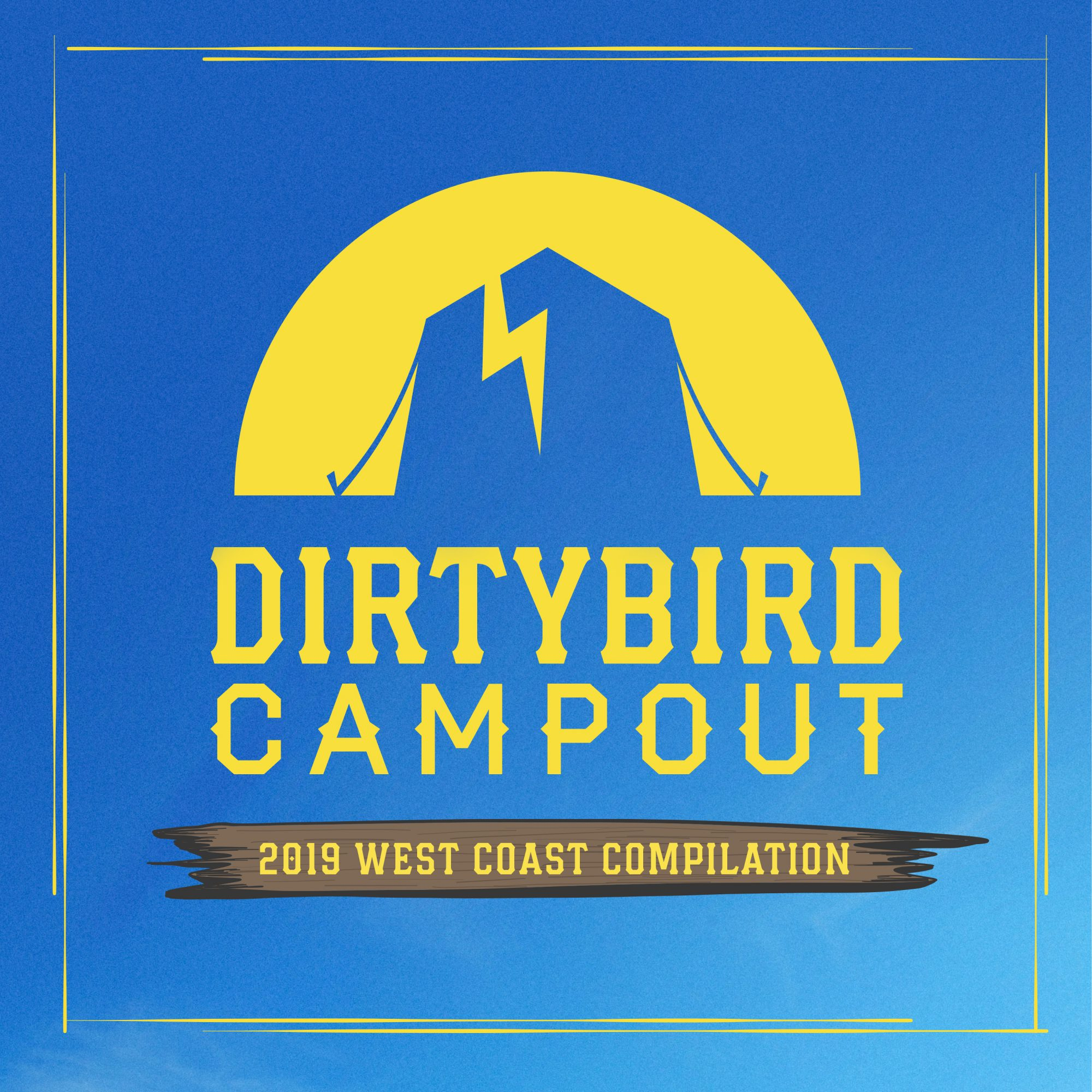 Dirtybird Campout West Coast 2019 Compilation