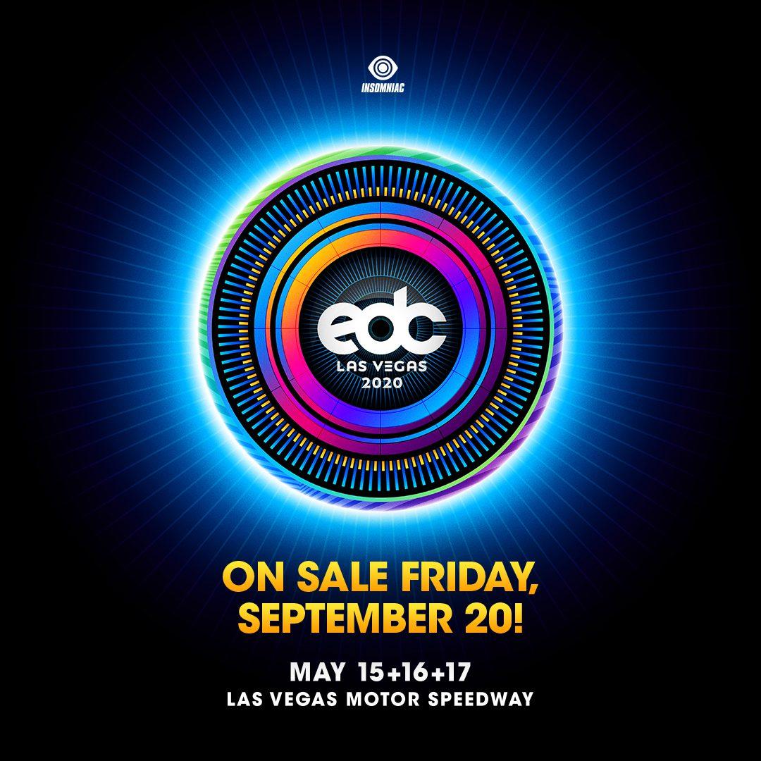 EDC Las Vegas 2020 Tickets