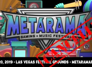 Metarama Gaming + Music Festival Canceled