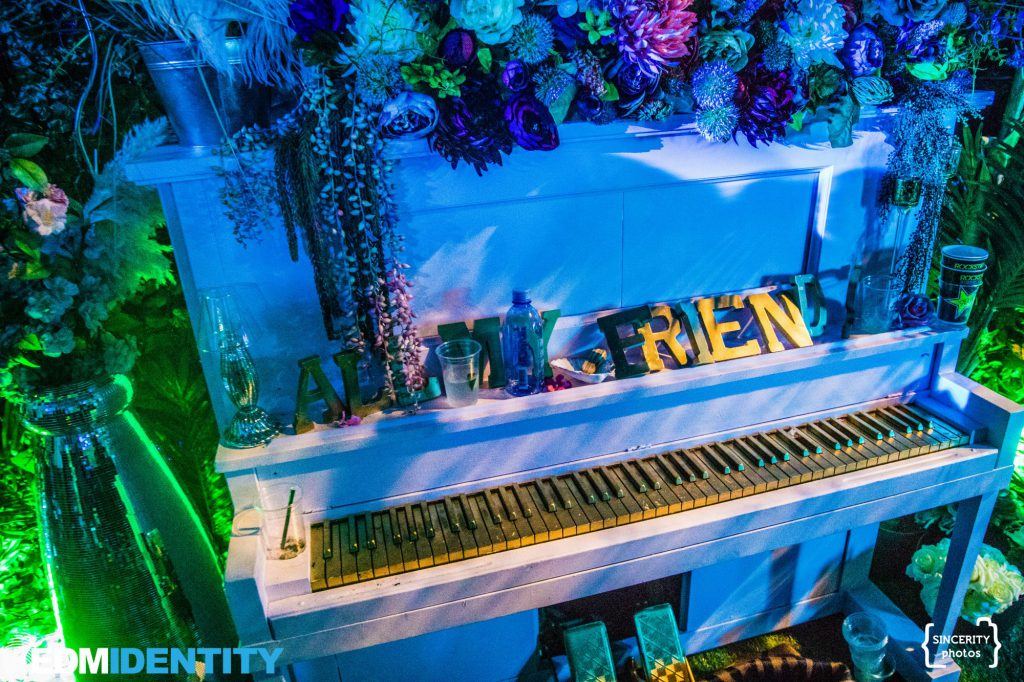 All My Friends 2019 Secret Stage Piano