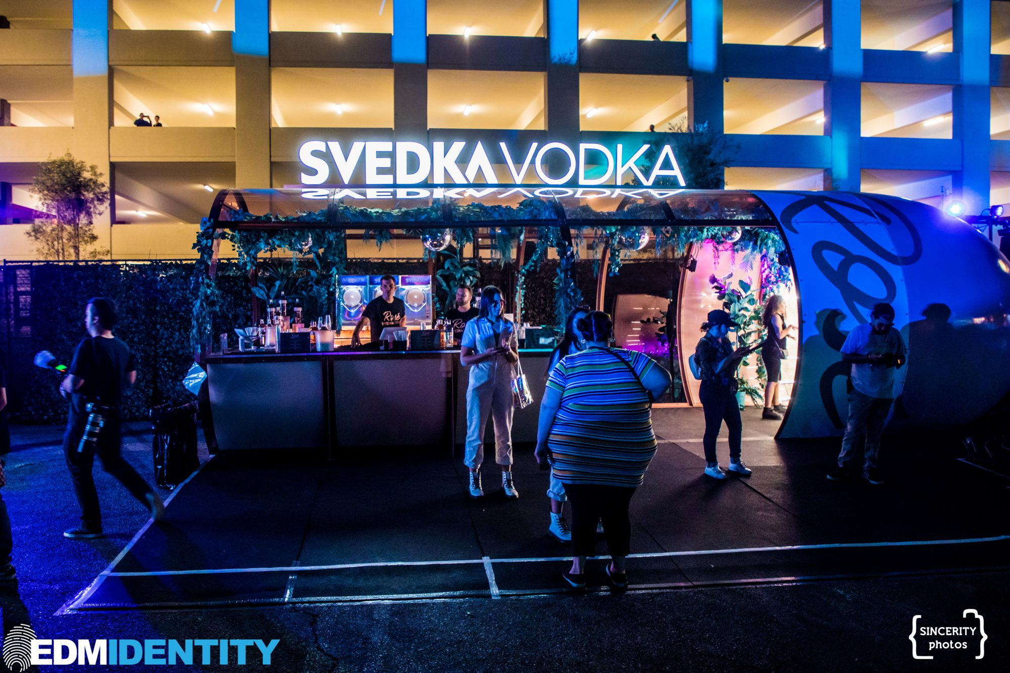 All My Friends 2019 Svedka Bar