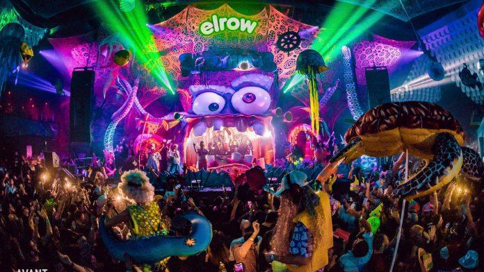 elrow'art's Kaos Garden