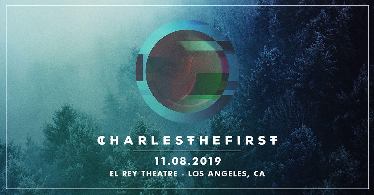 CharlestheFirst 11/8 Poster