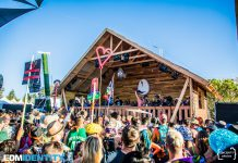 Dirtybird Campout West 2019 Sacha Robotti