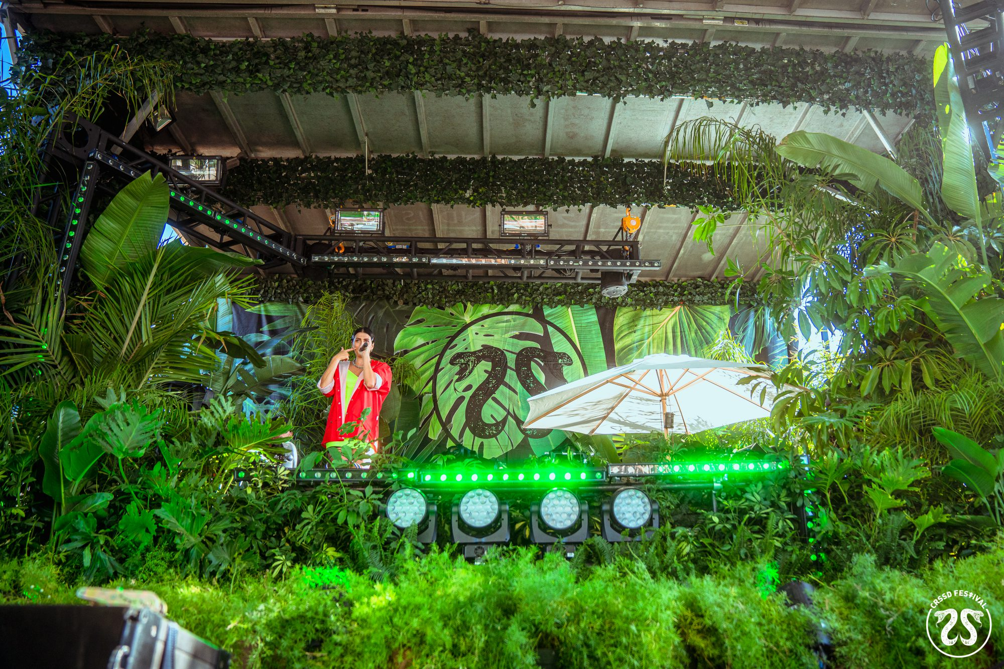 CRSSD Festival Fall 2019 Anna Lunoe