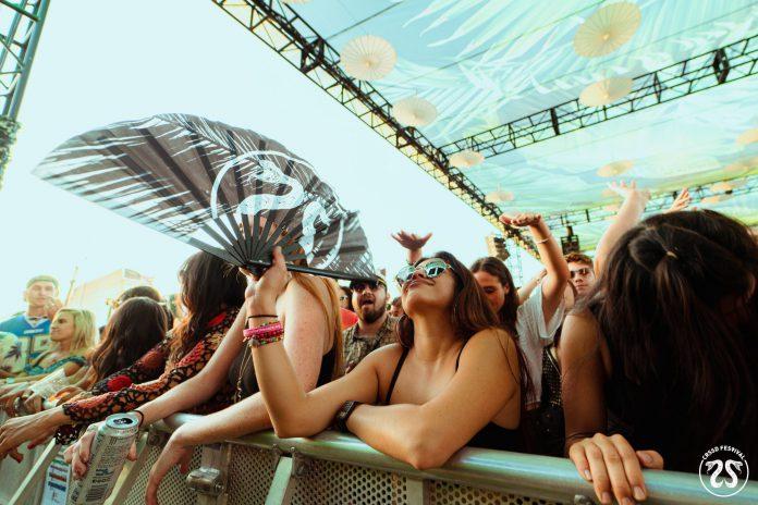 CRSSD Festival Fall 2019 Fan