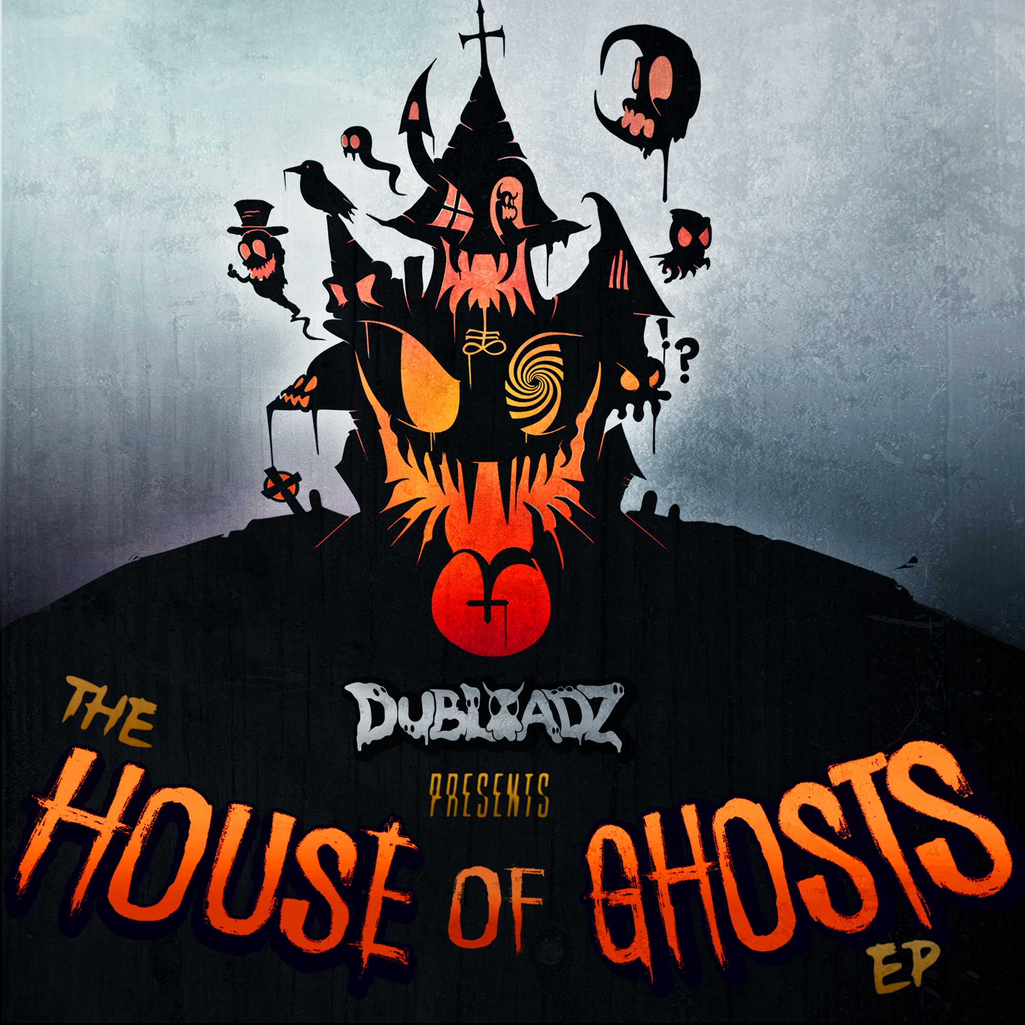 Dubloadz - House of Ghosts EP