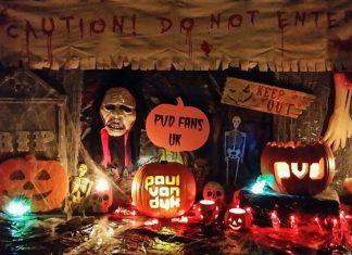 Paul Van Dyk Halloween