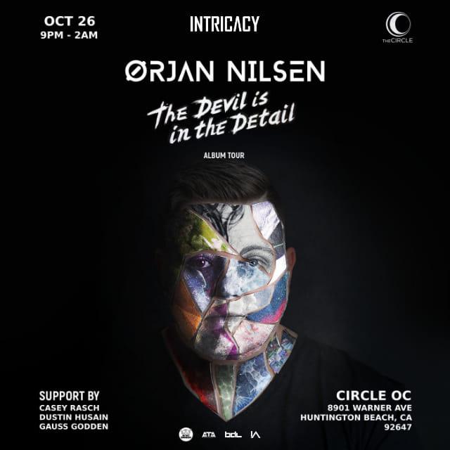 Orjan Nilsen Intricacy