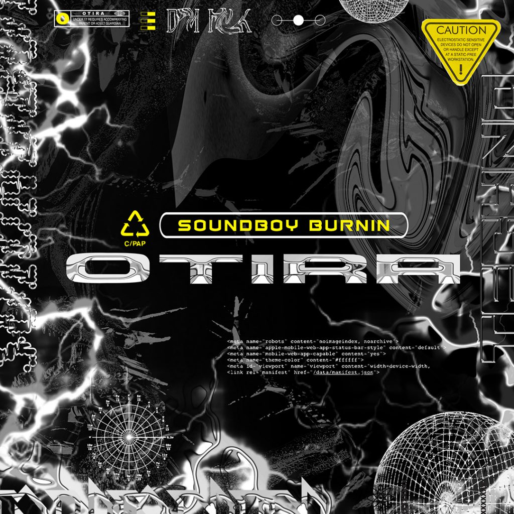Otira - Soundboy Burnin' EP