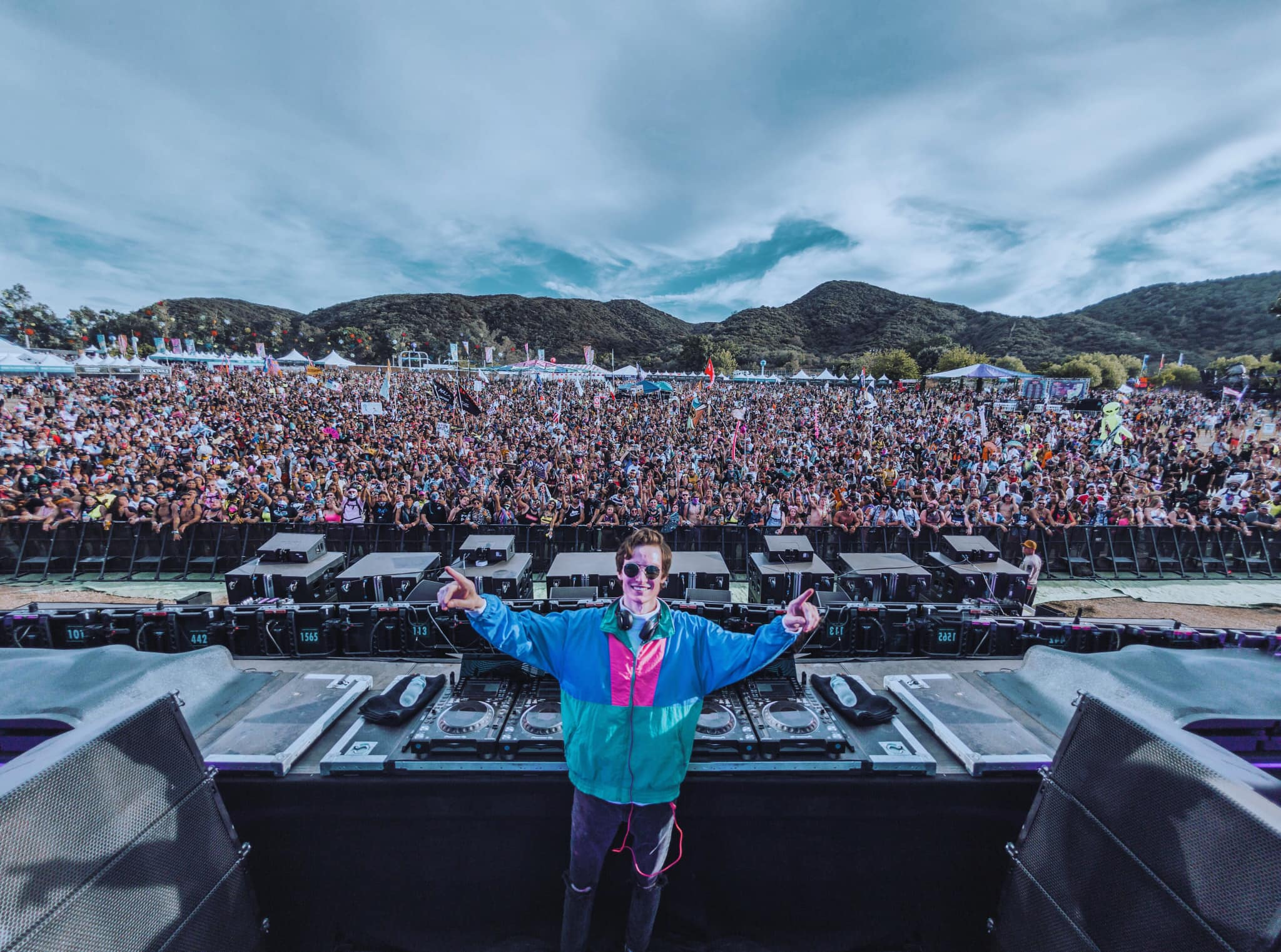 Kyle Walker Nocturnal Wonderland 2019