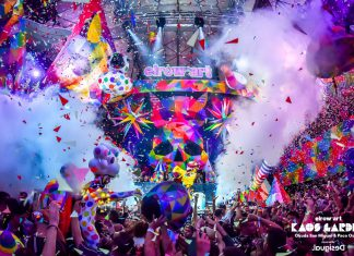 elrow'art 'Kaos Garden'