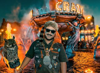 Lucati at Escape: Psycho Circus 2019
