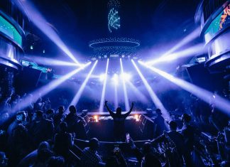 OMNIA Nightclub Las Vegas Hakkasan Group