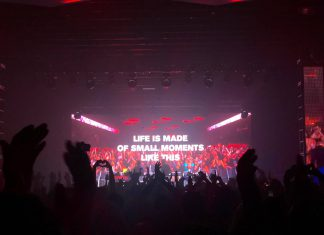 Above & Beyond Echostage DC Anjunafamily