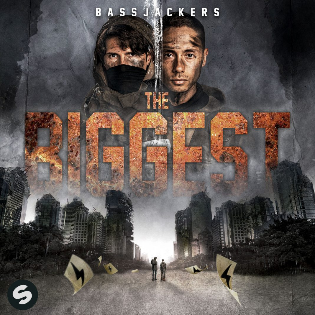 Bassjackers - The Biggest