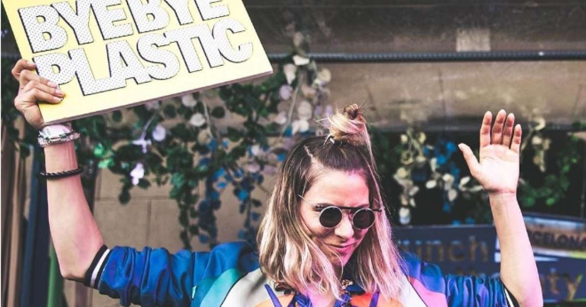 Blond:ish says 'Bye Bye Plastic' in the electronic dance music industry