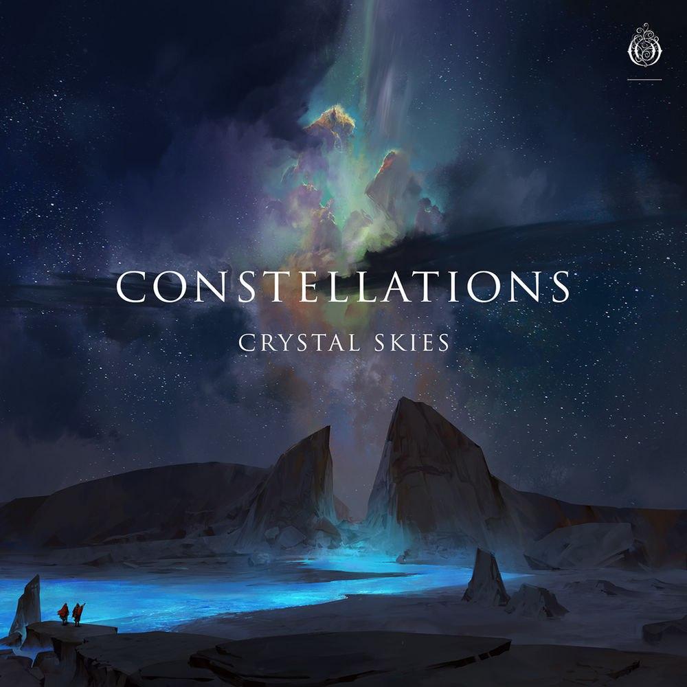 Crystal Skies constellations Album Art
