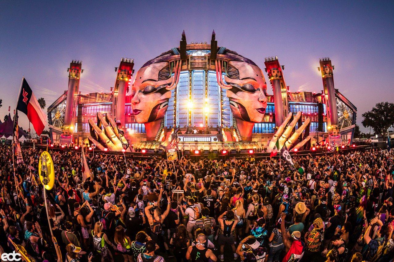Cosmic Gate at EDC Orlando 2019