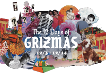 12 days of GRiZMAS